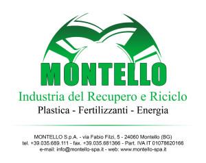 Montello Spa - Logo Completo
